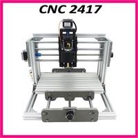 Cnc 2417 500mw Diy Cnc Engraving Machine Mini Pcb Pvc Milling Machine Metal Wood Carving Machine