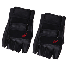 PU Leather Weight Lifting Gym Cycling Gloves Exercise Sports Fitness Outdoor Motorcycle MTB Cycling Gloves Equipment