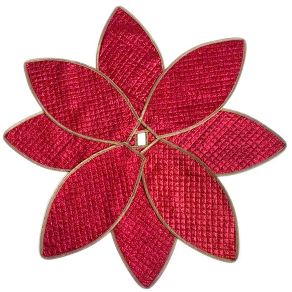 Free Shipping Poinsettia Christmas Font