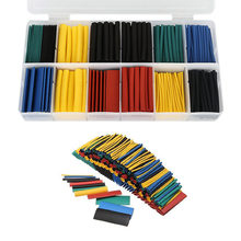 280 328PCS Colorful Heat Shrink Tube 5 Colors 8 Sizes Tubing Wrap Sleeve Set Combo wiring_220x220 popular wire harness wrap buy cheap wire harness wrap lots from wiring harness tubing at readyjetset.co