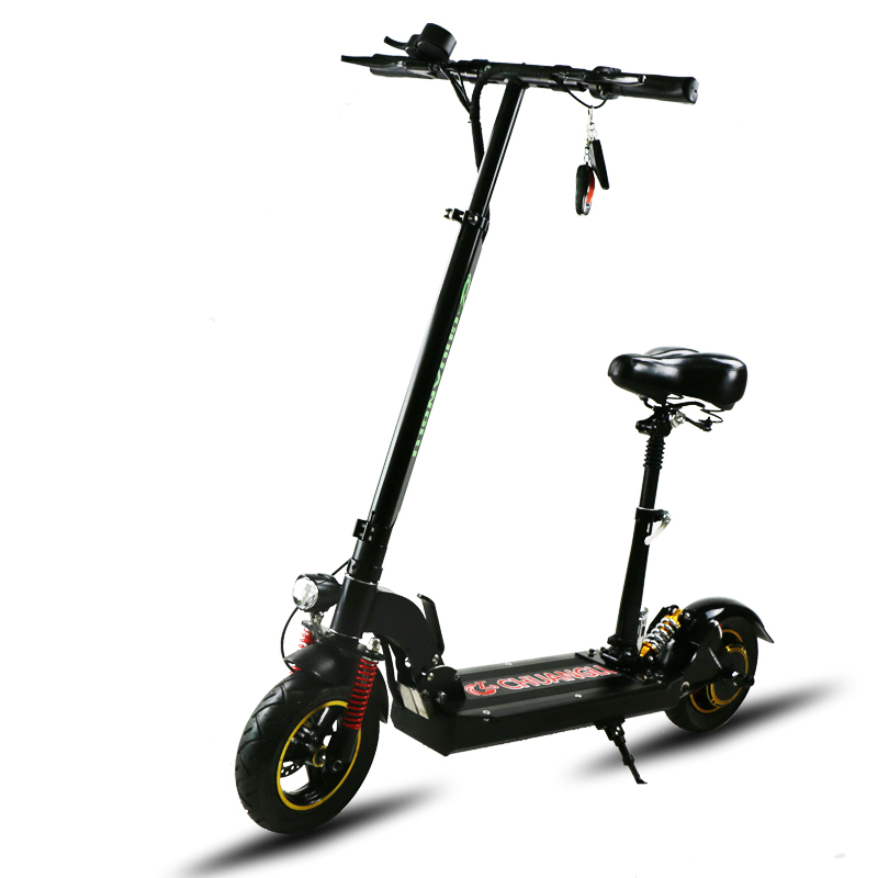 2017 kwheel h8 800w motor powerful electric scooter 10 for Most powerful electric motor