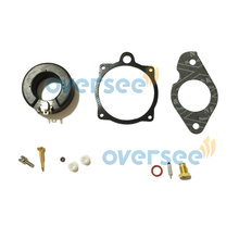 689-W0093-00 Carburetor repair Kit For Yamaha 25HP 30HP Outboard Engine Boat Motor aftermarket parts 689-W0093-02-00