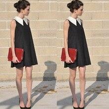 New Summer Women Dress Sleeveless Chiffon Evening Sexy Party Short Mini Dress