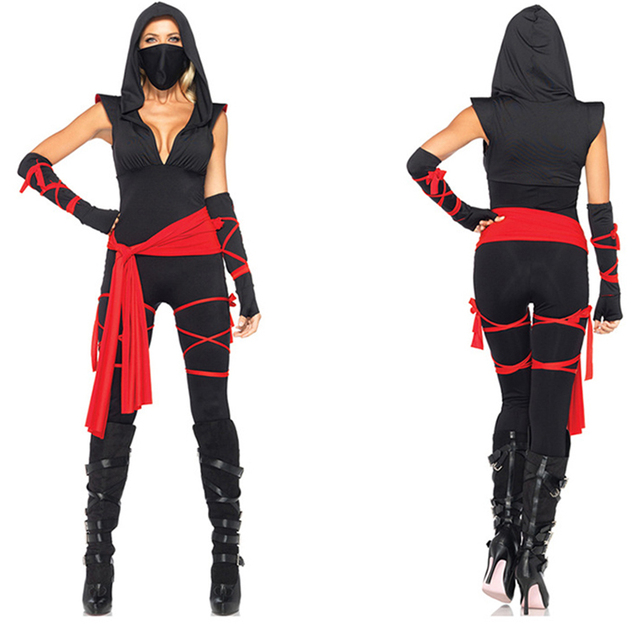 Classic Halloween Costumes Cosplay Costume Ninja Costumes For ...
