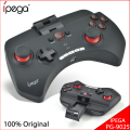 100% Original Ipega 9025 PG-9025 Wireless Bluetooth Game Games Controller Multimedia Gamepad for Android iOS For iPhone Samsung