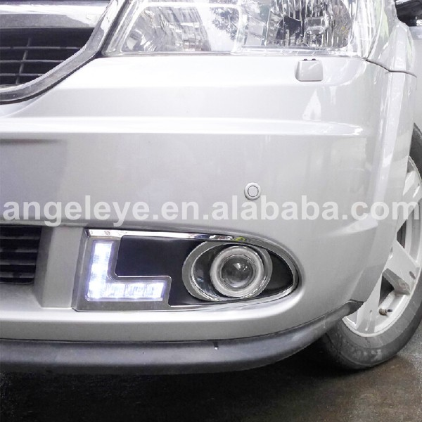 2009-2012 year For Dodge Journey JCUV LED DRL Daytime Running Light 2009 2011 year golf 6 led daytime running light