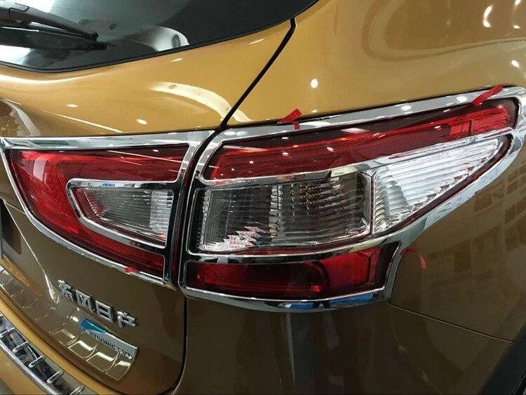 ABS Chrome հետևի գլխի լույսի լամպի - Ավտոմեքենայի արտաքին պարագաներ - Լուսանկար 2