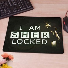I am Sher Locked Mouse Pad