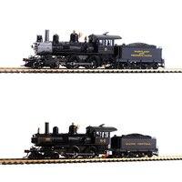 Американский Пояс свет электрический моделирование цифровой современный американский 4 4 0 паровоз поезд модель