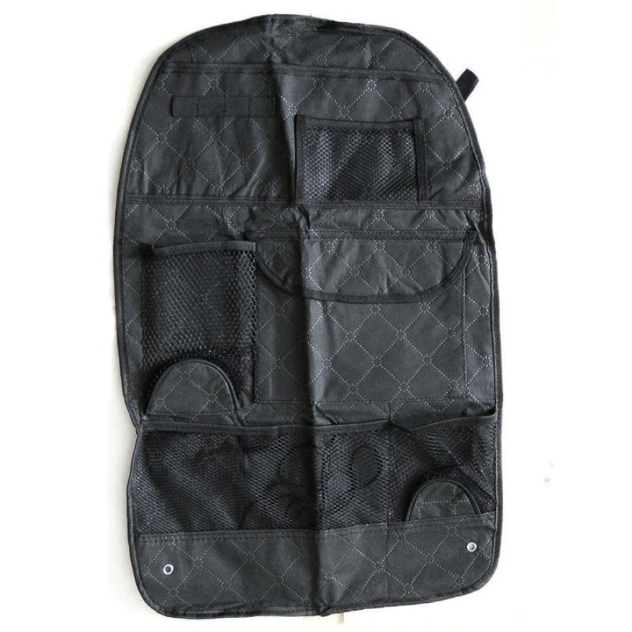 New Qualified Car Auto Care Seat Protector Cover Storage Bag Pouch For Children Kick Mat Mud Levert Dropship dig638