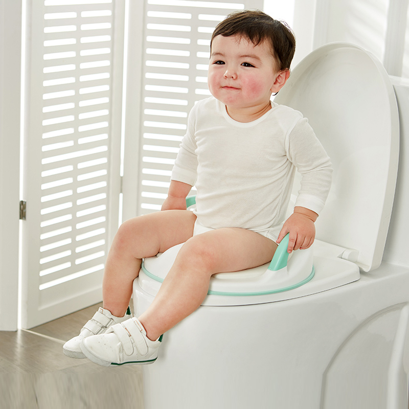Hot Sell Training Seat For Kids Portable Baby Potty Toilet Training Cushion Child Seat With Handles Infant Toilet Seat