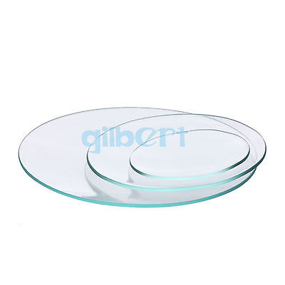 45/60/70/80/90/100mm Watch Glass Domed Hard Glass Beaker Cover Lab Supplies For Chemical Experiment