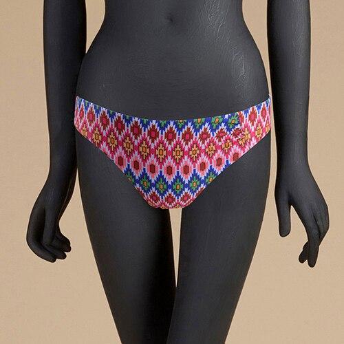 M& M 12 цветов, Раздельный купальник из двух частей, сексуальный купальник с низкой талией, женские одноцветные плавки, бразильские Плавки бикини - Цвет: Красный