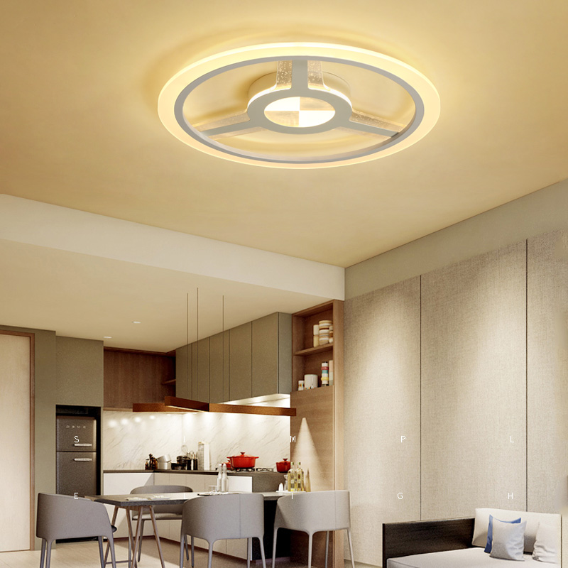 Modern led Ceiling Lights Remote control Living room Bedroom Lights Lamparas de techo Dimmer Ceiling Lamp Children room hot free shipping modern led ceiling lights for living room bedroom abajur dimmable remote control lamparas de techo