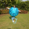 Dia 90cm PVC Inflatable Human Hamster Ball Inflatable Play Bumper Balls Football Soccer Zorbing Ball