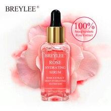 BREYLEE Роза питательная сыворотка глубокое увлажнение уход за кожей лица Отбеливание успокаивающий 100% натуральный ингредиент против старения морщин Красота