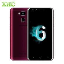 Y6 16 gb linii papilarnych lte 4g smartfon doogee 5.5 cal 13.0mp android 6.0 64-Bit MTK6750 Octa rdzeń RAM 2 GB Dual SIM 3200 mAh Telefon