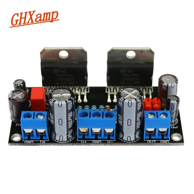 Ghxamp 최신 tda7293 전력 증폭기 보드 모노 170 w 오디오 두 개의 병렬 유형 원래 ic 1 pc