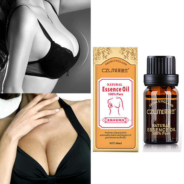 Natural 100% ml de Óleo Essencial Puro Óleo Essencial Massagem Da Ampliação Do Peito Peito Peito Levantar Cuidados Com Os Seios Da Ampliação Do Peito Firme