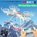2016 NUEVA Profissional X5SW-1 Dron RC FPV RC Quadcopter Drone con WIFI Cámara HD 2.4G 6-Axis X5c X5sw X5hw Actualiza RC Helicóptero
