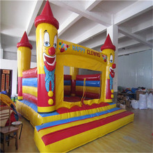 Inflatable bouncer castle trampoline playground with CE/UL blower YLW-bouncer 211