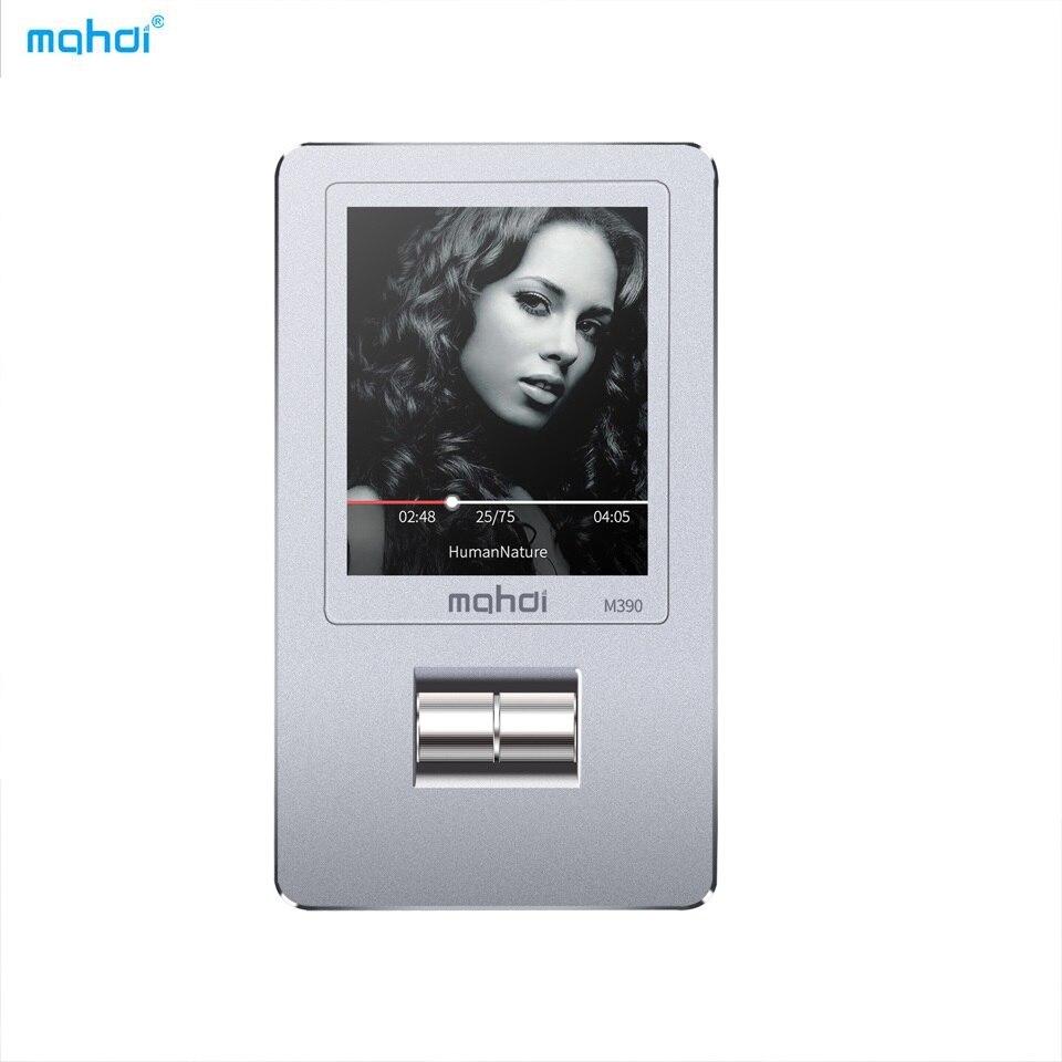 Mahdi Metal MP3 Player Lossless Hifi Music Player 8G Mechanical Wheel MP3 Support Variable Speed Playback LRC TF FM Video Ebook mp3 плеер mp3 player hifi mp3 4 fm hifi mp3 player