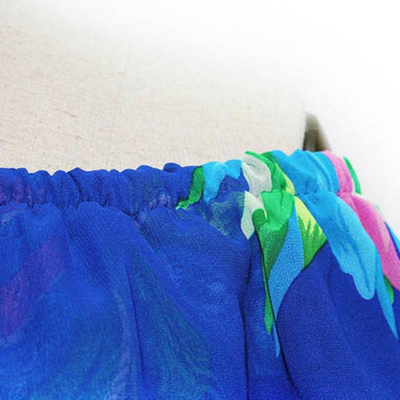 Nemidor Frühling Frauen Casual Oansatz Partei Stretchy Chiffon Kleid - Damenbekleidung - Foto 5