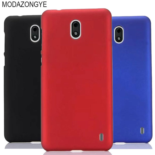 various colors 83c50 7b938 US $2.99 20% OFF|For Nokia 2 Case Nokia 2 Case 5.0 inch Luxury Frosted  Plastic Hard Back Cover Phone Case For Nokia 2 Nokia2 Case Protective-in  Fitted ...