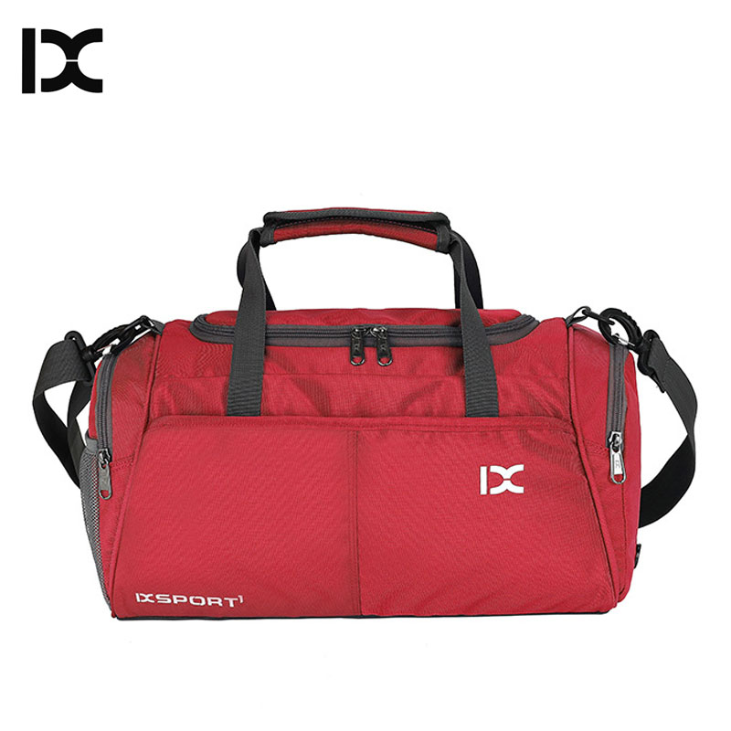 Gym Training Bag Outdoor Sports Handbag With Storage Shoe Pocket For Women Men Travelling Portable Luggage Shoulder Bags XA477WD 2017 new canvas outdoor shoulder bag women fitness sports gym bag men training travel duffle handbag luggage bag