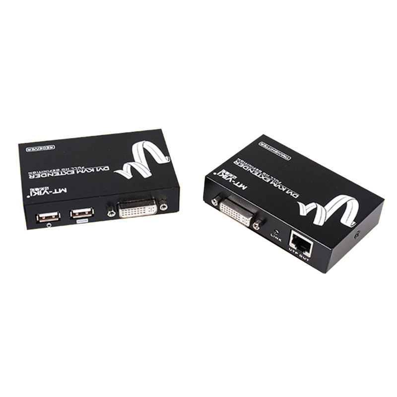 MT 70DK DVI USB KVM Extender 70m Network Twisted Pair CAT UTP Extender 70DK