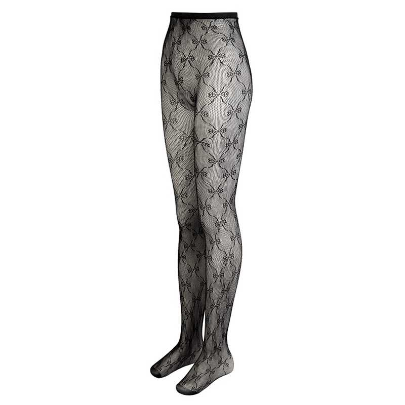 cd278ac672e ... Fashion Womens Lady Girls Black Sexy Fishnet Pattern Jacquard Stockings  Pantyhose Tights skull Woman 1pcs ...