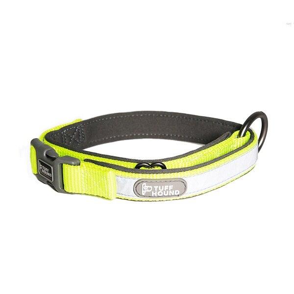 Светоотражающий нейлоновый Собачий Ошейник Домашние животные и поводок набор ошейник для котят и щенков шнур для поводка для маленьких средних больших собак аксессуары - Цвет: Green collar