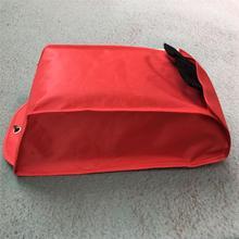 1,2x1,2 м пожарное одеяло противопожарное одеяло подходит для кемпинга, гриля, безопасности кухни