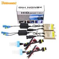 Buildreamen2 H1 H3 H7 H8 H9 H11 880 881 9005 9006 55W HID Xenon Kit AC