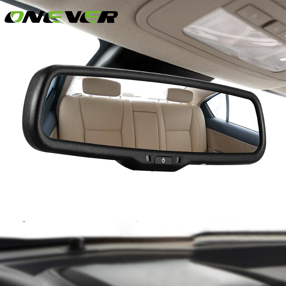 Onever 4 3 TFT LCD Car Rear View Bracket Mirror Monitor Parking Assistance for Rear View