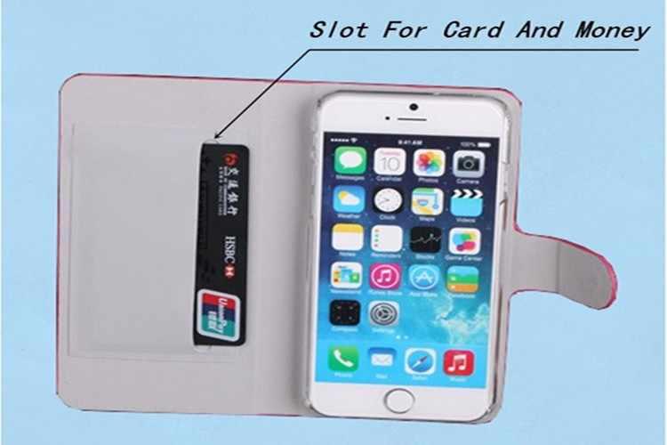 (3 estilos) para Uhans A101 A 101, Funda de cuero PU de lujo para Uhans A101S, funda con tapa de 5,0 pulgadas, funda protectora de teléfono