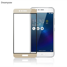 Full Cover Tempered Glass Protective For ASUS Zenfone 3 Max ZC520TL 3s ZE552KL ZC553KL ZB501KL ZE520KL ZC551KL ZC521TL ZE553KL