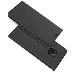 Image 5 - 磁気フリップブックケース Huawei 社 P20 Lite ノヴァ 3 3i スリム Pu レザーカードホルダー Huawei メイト 20 10 プロ P30 Lite Coque