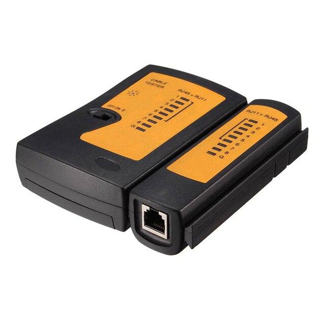 RJ11 RJ45 Netzwerk Kabel Tester Handheld Lan kabel Tester Draht ...
