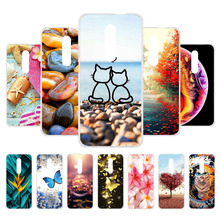 3D DIY For OnePlus 7 Pro Case Silicone TPU Soft Cover Coque One Plus Phone Bumper Fundas Bags Shell
