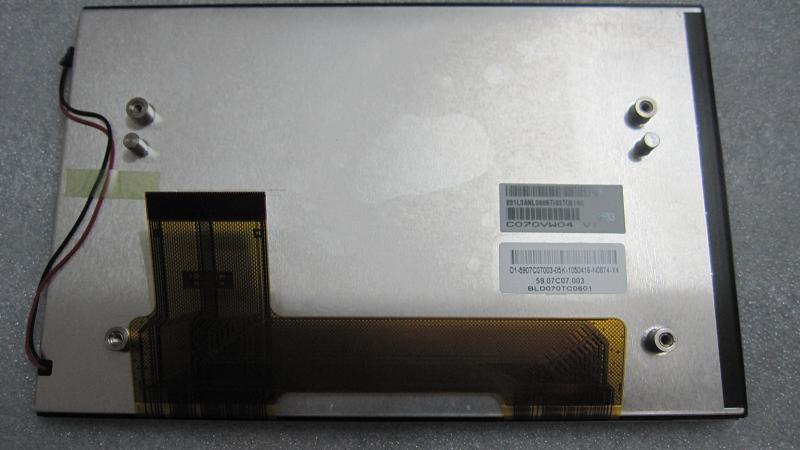 7 inch C070VW04 LCD screen
