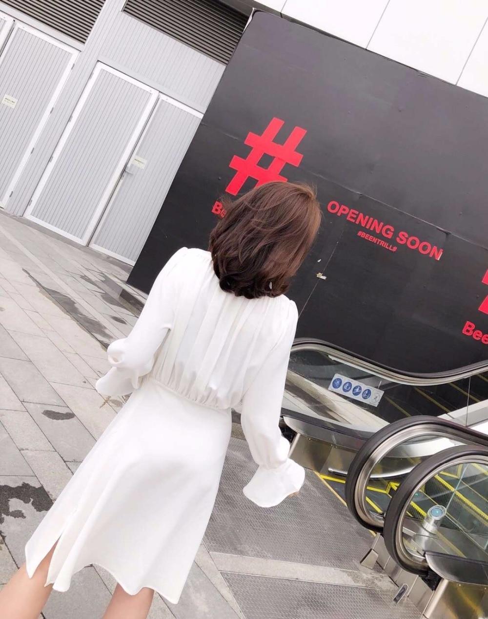 2019 Robe Qualité Luxe Partie Design De Style Femmes Européenne Kah03218 Mode Supérieure Printemps Nouvelle aTwq0XRq