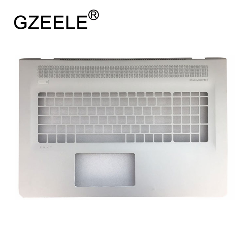 GZEELE New Laptop LCD TOP CASE For HP Pavilion M7-U M7-U000 ENVY Palmrest Keyboard Bezel Cover Upper Case Assembly