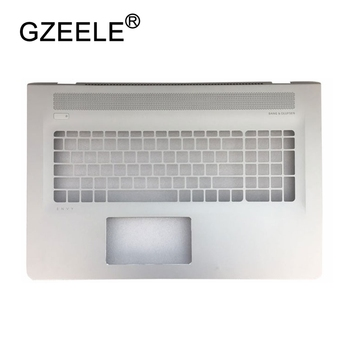GZEELE New Laptop LCD TOP CASE For HP Pavilion M7-U M7-U000 ENVY Palmrest Keyboard Bezel Cover Upper Case Assembly
