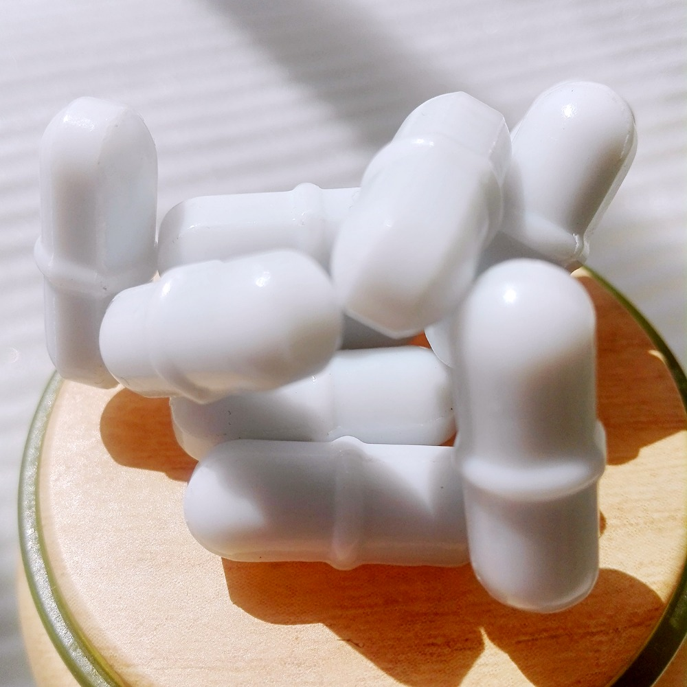 New PTFE Magnetic Stiring rod 7* 25mm , Magnetic Stirrer Mixer Stir Bars ,10 piece/pack free shipping 8 28 mm ptfe magnetic stirrer mixer stir bar with pivot ring white color