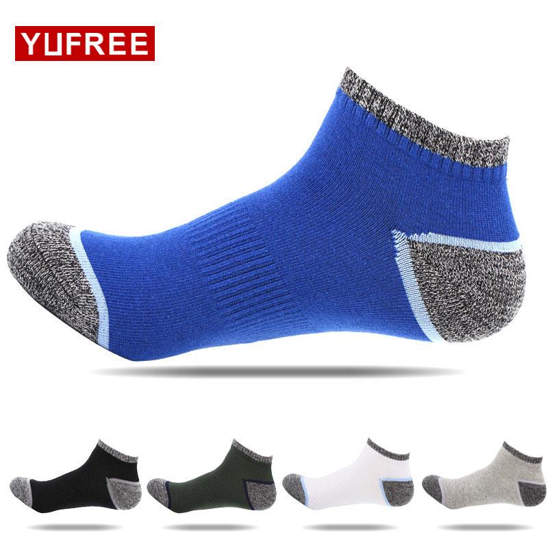 10Pairs Men Socks Ankle Socks Men No Show Boat Invisible Socks Slippers Shallow Mouth Male Cotton Socks Short Men