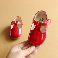 Baby First Wlakers Baby Shoes Soft Bottom Leather Shoes For Baby Girls Fashion Princess Shoes