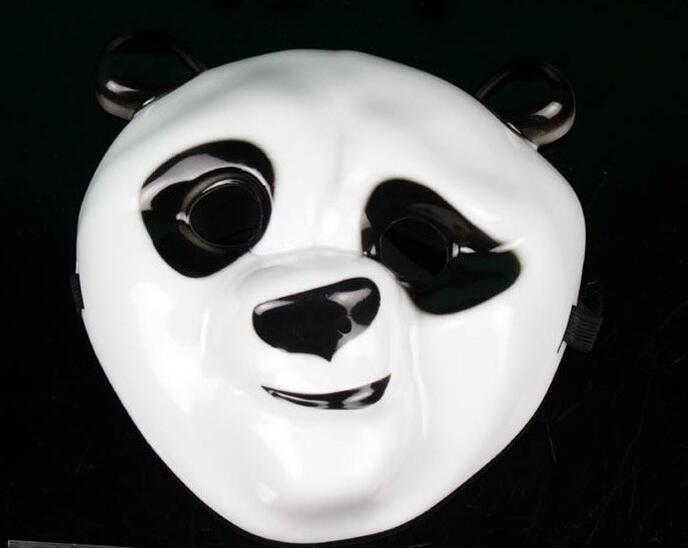 3kung Fu Panda Dibujos Animados Para Ninos Mascara Panda Partido