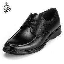 Натуральная Кожа Мужчины Обувь 2017 Новое Прибытие Бизнес Платье Обувь Высокого Качества Мужчины Кожаные Ботинки