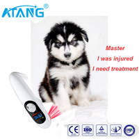 ATANG 2018 New Animal Post ligation Pain Repair Laser Therapy Equipment Relief Wound Healing Sports Injury Animal Hurt Pains